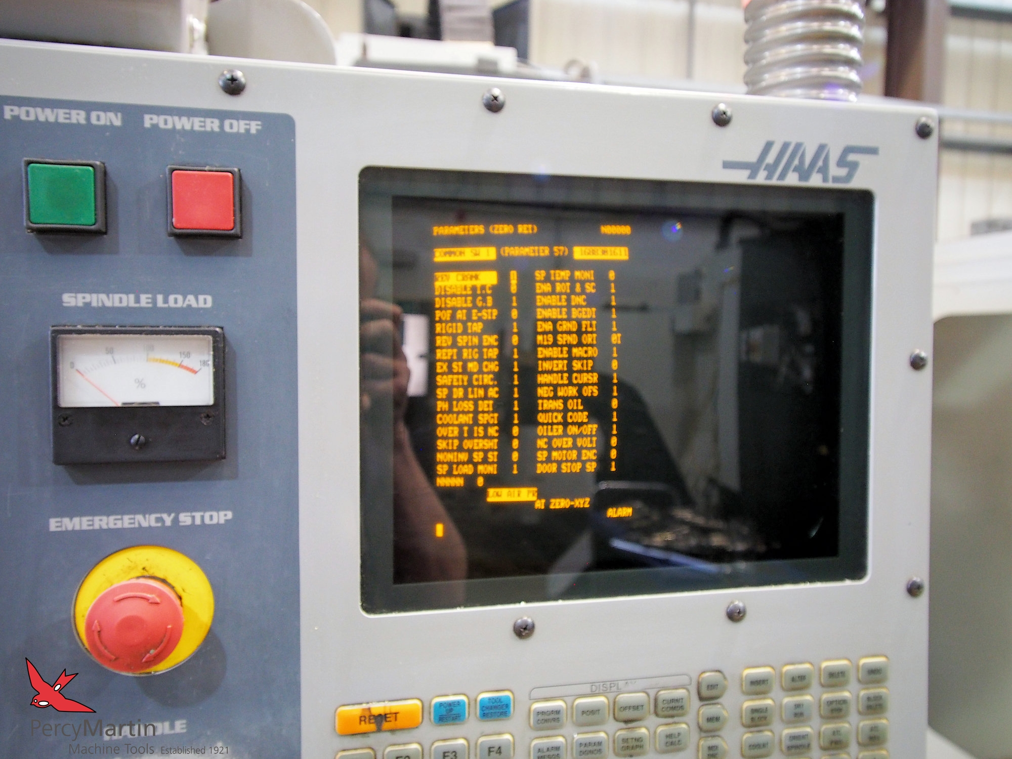 used HAAS VF-2 2002 Vertical Machining Centres for sale