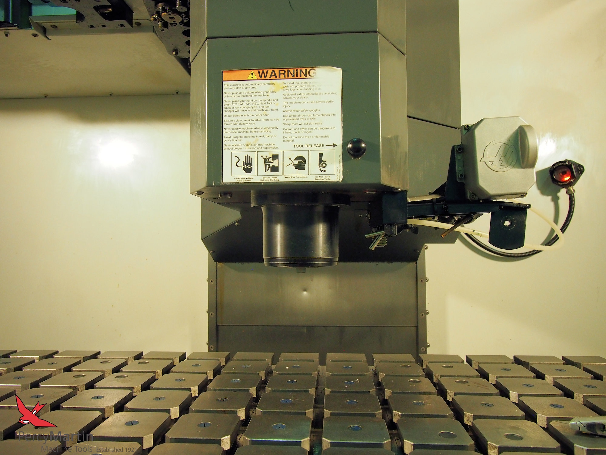 used HAAS VM3 Mould Maker 2010 Vertical Machining Centres for sale