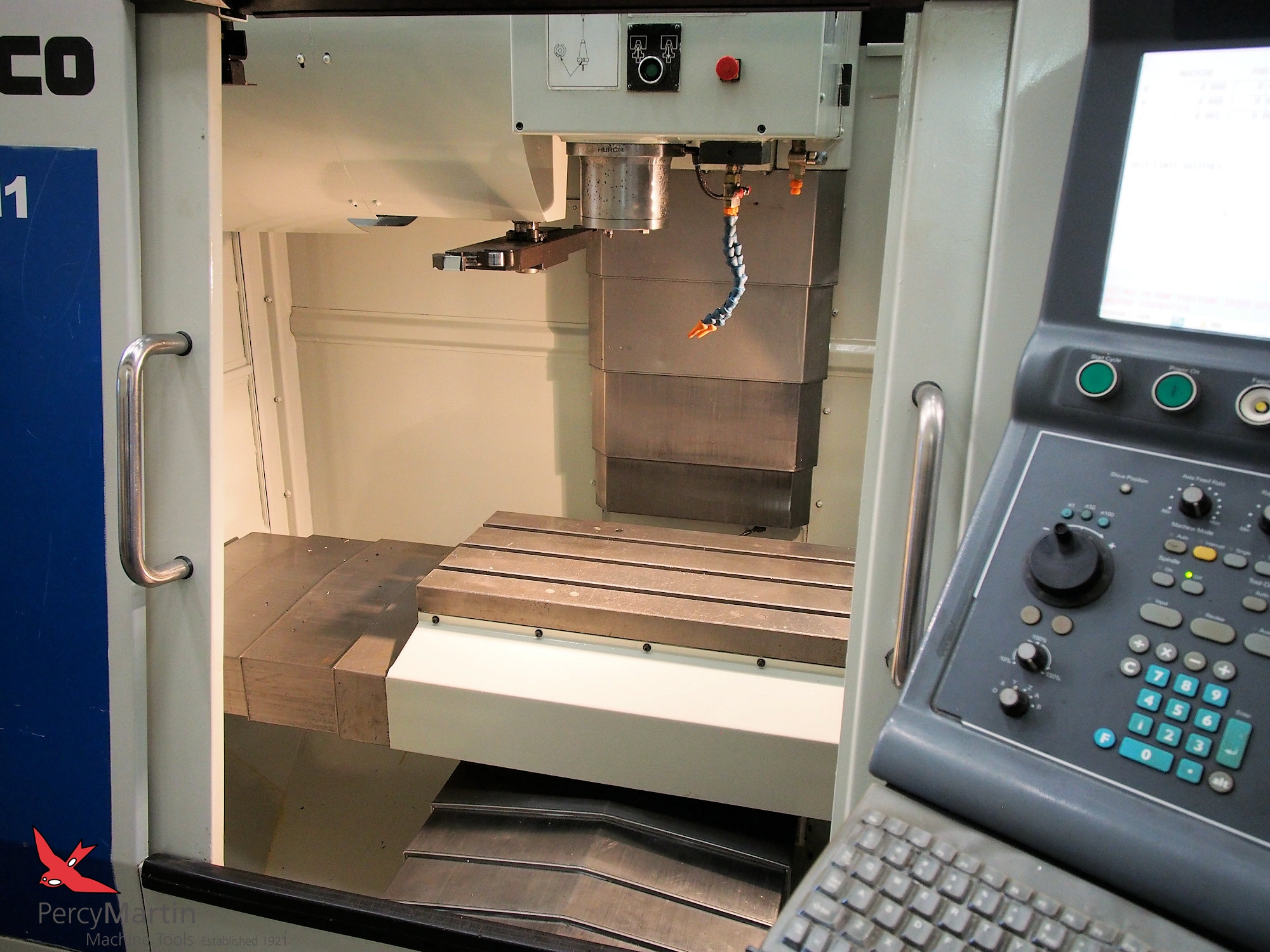 used Hurco VM1 2008 Vertical Machining Centres for sale | Percy Martin