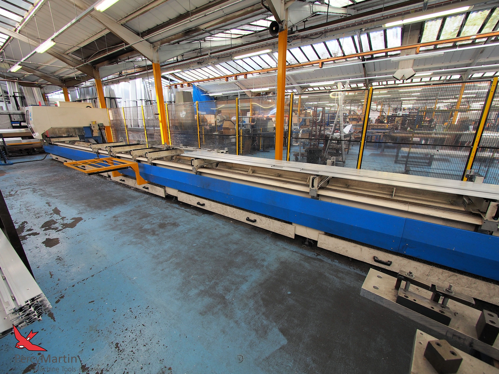 Used Mecal Mc304 Ariel 2008 Vertical Machining Centres For