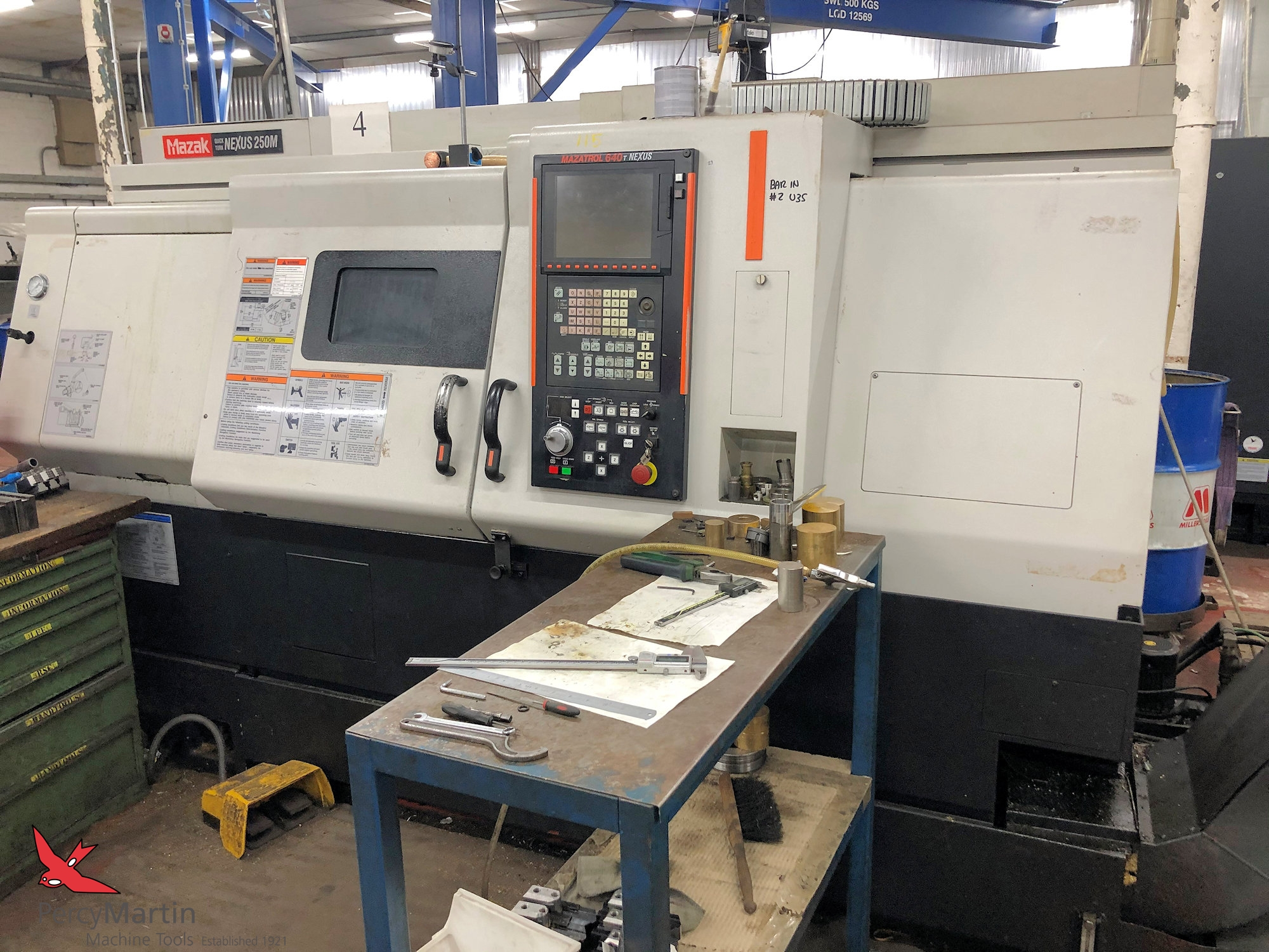 Mazak Quick Turn Nexus 250M