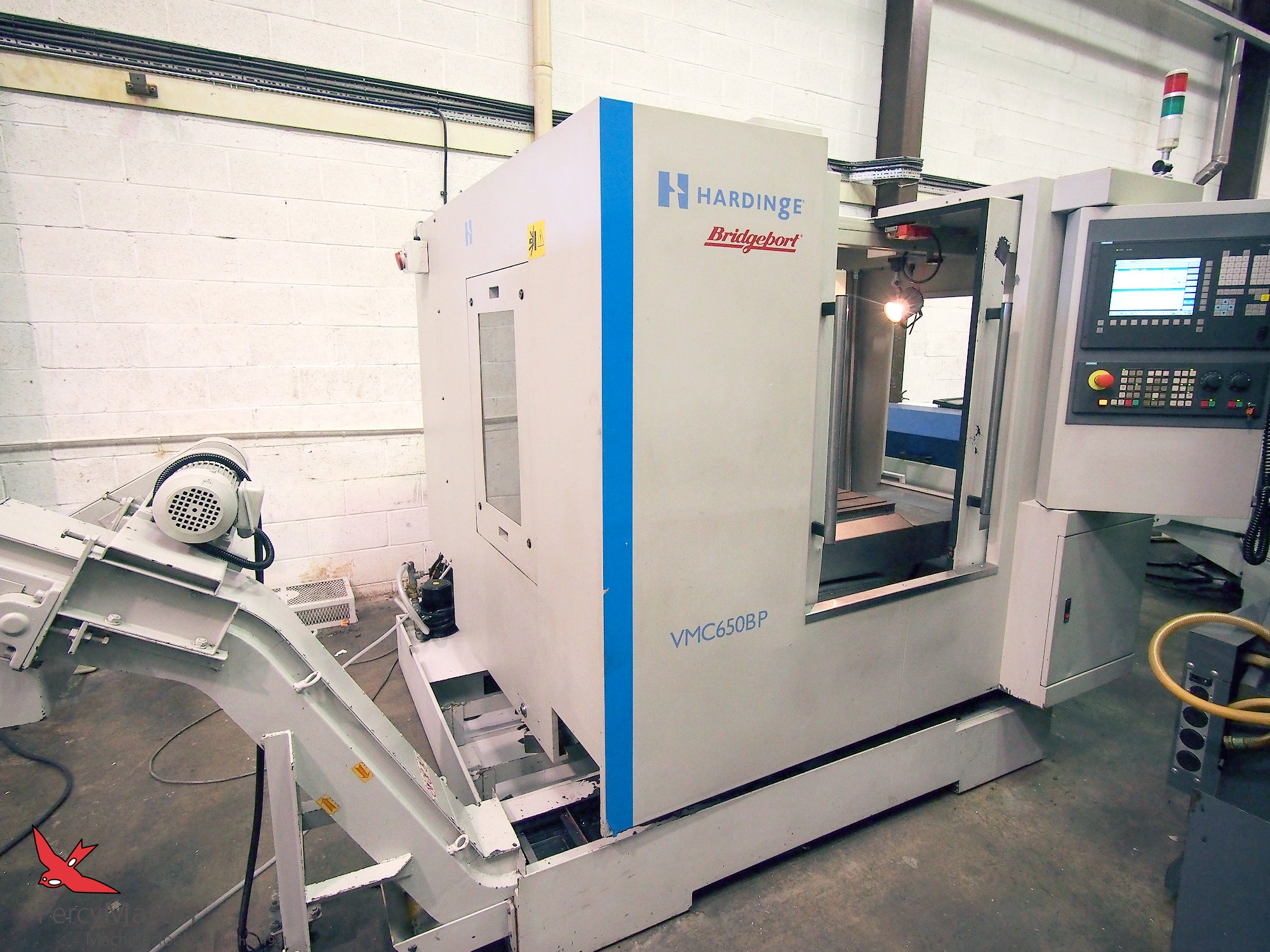Bridgeport Hardinge VMC650BP